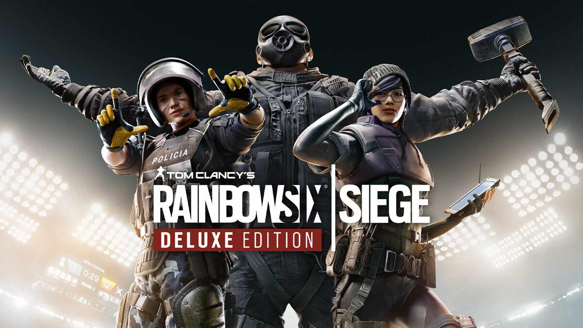 Tom Clancys Rainbow Six Siege Deluxe Edition - PC