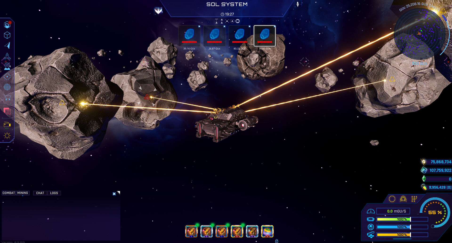 CSC Space MMO - PC